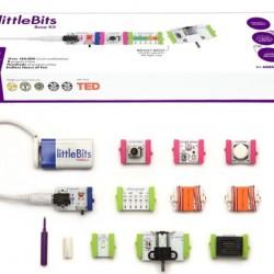 リトルビッツっていう電子ブロックとかマイキットのようなモノ