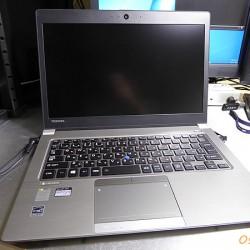 高スペック13.3インチモバイルPC「dynabook R63/PS」のセットアップ開始