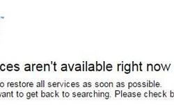 Bingウェブマスターツールが調子悪いみたいだ