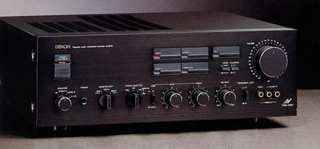 DENONのAVアンプPMA-700V