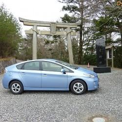 何かを感じた場所:奈良県吉野郡十津川村 玉置神社