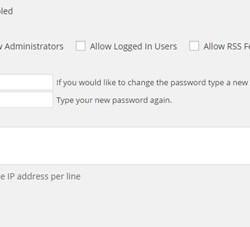WordPress4.4のフロント画面にプラグインで認証を入れようとしたが入らん
