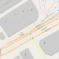 OpenStreetMapというフリーの地図がある だれでもフリーで利用可能な地図なのだ