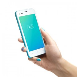 UPQ Phone A01Xって格安スマホがある UPQと言う会社は難はあるがちょっと応援したくなるのだった