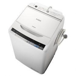 出張から帰って早々洗濯機が壊れる 急きょ日立ビートウォッシュBW-V80Aを買う
