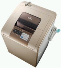 日立のD9JV全自動洗濯機