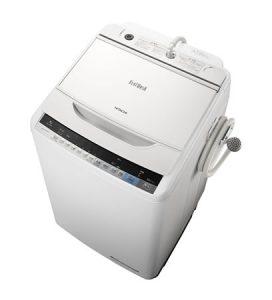 日立のBW-V80A全自動洗濯機