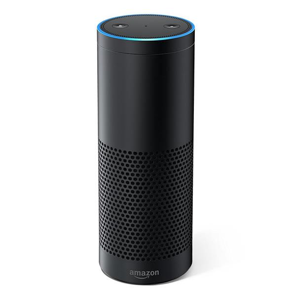 Amazon Echo と呼ばれるホームスピーカー アメリカでは発売済