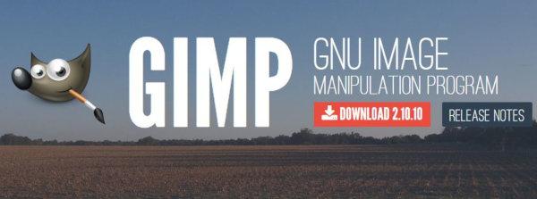 GIMPというフリーソフト、非常に良くできているのでビックリ