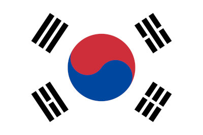 大韓民国の旗