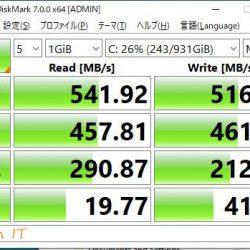 デスクトップ増強計画決行 SSD化とメモリ増量した 少し快適になったような感じ