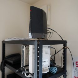 無線LANルーターを新調した さすがに最新のWSR-5400AX6は快適