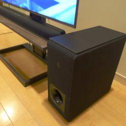 回線変えたので4KテレビKJ-49X9500Gを導入 ついでにサウンドバーYS-209も導入する