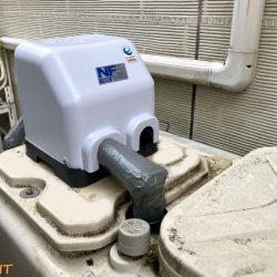 行った年 来ちゃった年 家電が壊れるシリーズ 今度は水道ポンプ